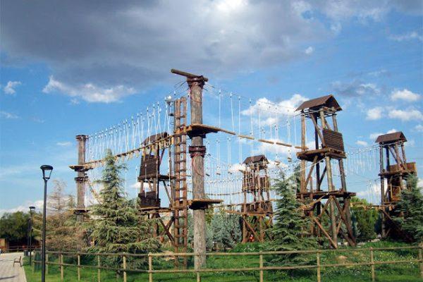 Actividades parque Europa torrejon de ardoz